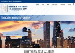 RHR Associates home page