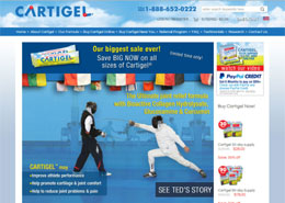 Cartigel home page